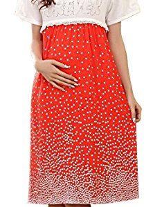 Maternity Soft and Comfortable Nursing Skirt