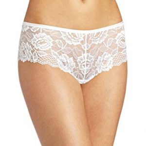 Felina Women's Lush Lace Cheeky Boy Panty