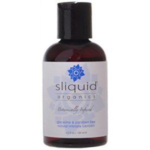 Sliquid Organics Natural Intimate Lubricant