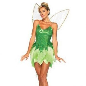 Pixie Dust Tinkerbell Costume Dress