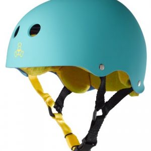 Triple Eight Helmet with Sweatsaver Liner