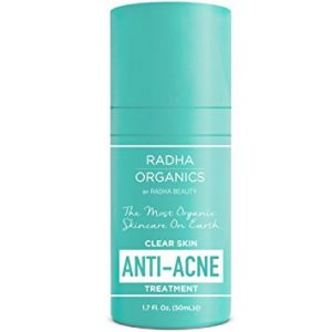 Organic Anti Acne spot Treatment