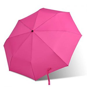 Umbrella with Fibreglass Ribs and Water-proof Fabric
