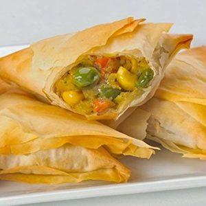 Vegetable Samosas - Gourmet Frozen