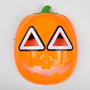 Halloween Party Pumpkin Mask LED