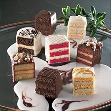 Chocolate Lovers Petit Fours - Gourmet Frozen Desserts