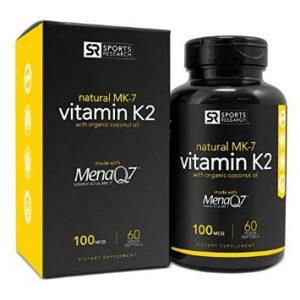 Sports Research Vitamin K2
