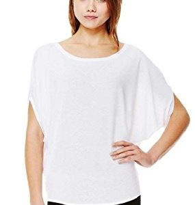 Flowy Circle Light Weight Tee
