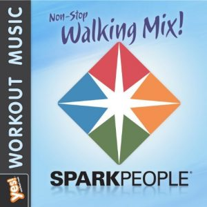 Sparkpeople: Walking Mix 1