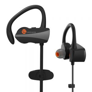 Bluetooth Earbuds, TaoTronics Wireless Sweatproof Sports Headphones