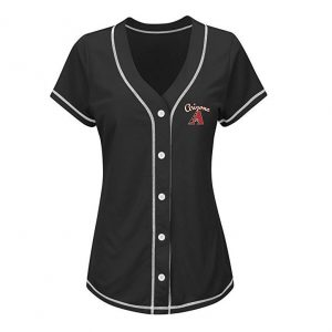 MLB Women's Steady Courage Fashion Tops
