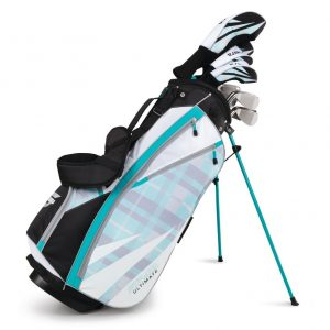 Strata Ultimate Complete Golf Set with Bag