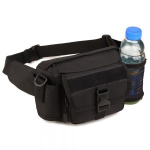 Military Single Shoulder Hip Belt Bag