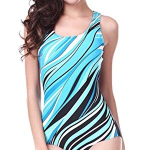 CharmLeaks Women's Pro One Piece Swimsuit
