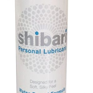 Shibari Personal Lubricant - Water Based 8oz Bottle