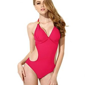 Colloyes Women's One-piece Swimsuit
