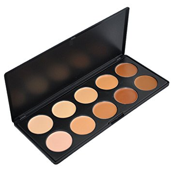Zcargel Cosmetics 10 Colors Blush