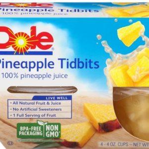 Dole Fruit Bowls