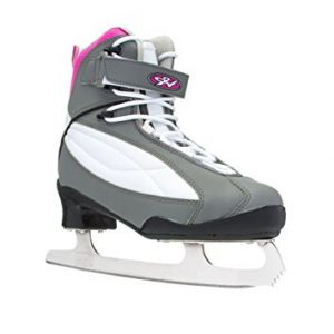 Hespeler Womens Figure Ice Skates