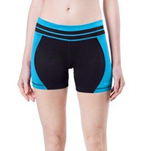"Baleaf Women's 5"" Yoga Shorts"