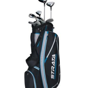 Callaway Women's Strata Complete Golf Club Set with Bag
