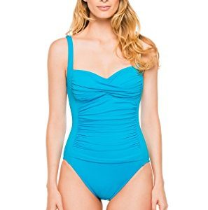 La Blanca Women's One-Piece Swimsuit