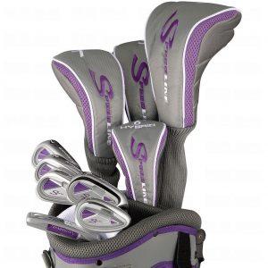 Adams Golf Speedline Steel Uniflex Set