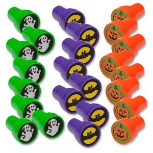 Halloween Stamps; Includes: Bats, Ghosts