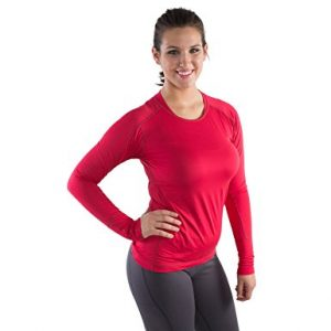 Long sleeve Workout Top For Women