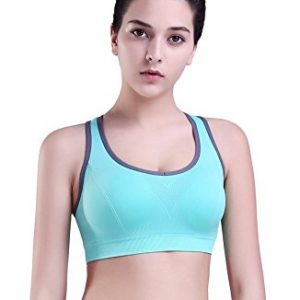 HONENNA Seamless Yoga Sports Bra