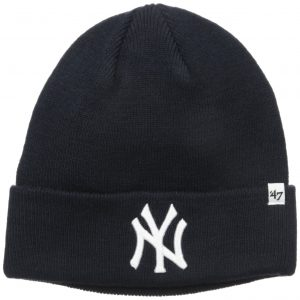 MLB New York Yankees '47 Raised Cuff Knit Hat