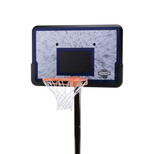 Court Height Adjustable Portable Basketball
