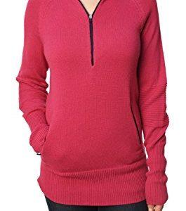 Nike Women's Half Zip Wool Golf Jacket