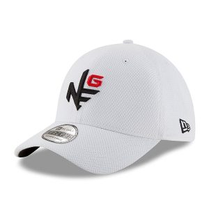 New Era Golf Contour Tee Logo Stretch Fit Cap