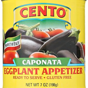 Cento Caponata Eggplant Appetizer