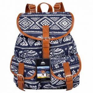 Vbiger Canvas Backpack