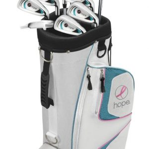 Hope Right Hand Complete Golf Set