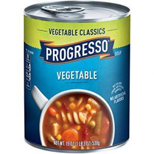 Progresso Soups Vegetable Classics Soup