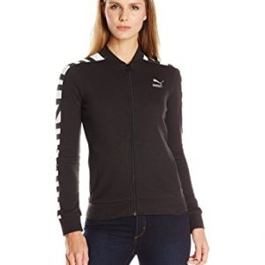 PUMA Women's AOP Track Jacket B