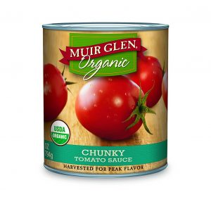 Muir Glen Organic Chunky Tomato Sauce