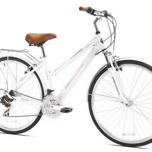 Women's 21-Speed Hybrid Bicycle