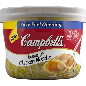 Campbell's Homestyle Soup, Chicken Noodle
