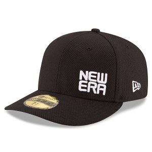 New Era Golf Tour 59FIFTY Stacked Logo Fitted Cap