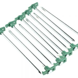 Galvanized Non-Rust Tent Peg Stakes