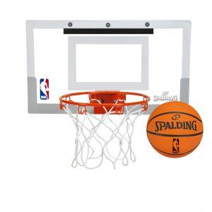Over-The-Door Mini Basketball Hoop