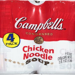 Campbell's Condensed Soup, Chicken Noodle