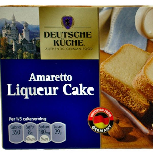 Deutsche Kuche Authentic German Amaretto