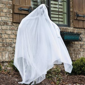 Halloween Ghost Front Yard Decoration