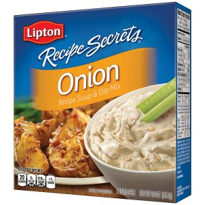 Lipton Recipe Secrets Soup and Dip Mix