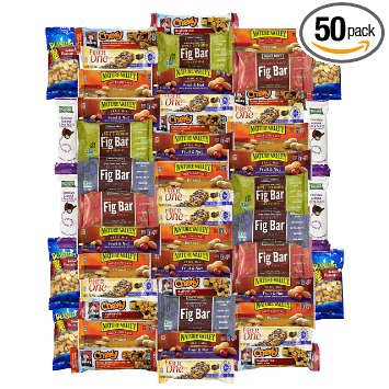Ultimate Healthy Bar & Snacks Care Package Office Variety Pack